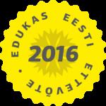 Edukas Eesti ettevõte 2016 - Koolitusveeb