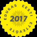 Edukas Eesti ettevõte 2017 - Koolitusveeb