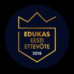 Edukas Eesti ettevõte 2018 - Koolitusveeb